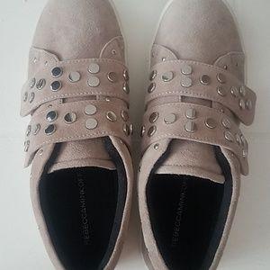 Rebecca Minkoff Natasha Studded Platform Sneakers